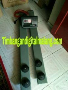 Timbangan Sapi Load Bar 2 ton
